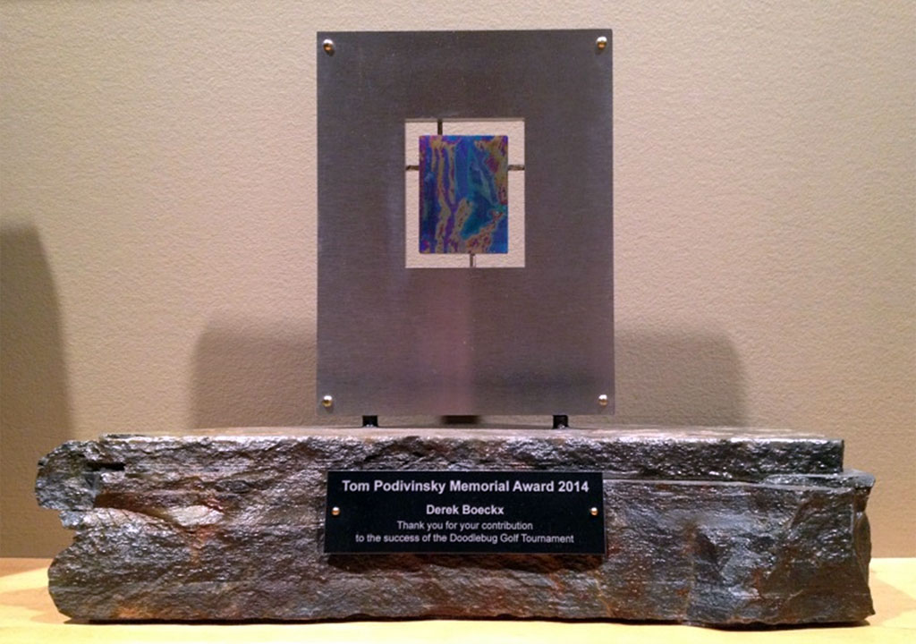 The Tom Podivinsky Memorial Award