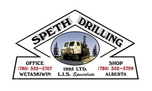 Speth Drilling Inc Logo